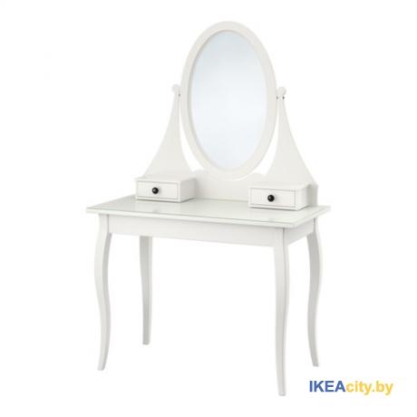 икеа хемнэс туалетный столик с зркл в минске артикул 00368866